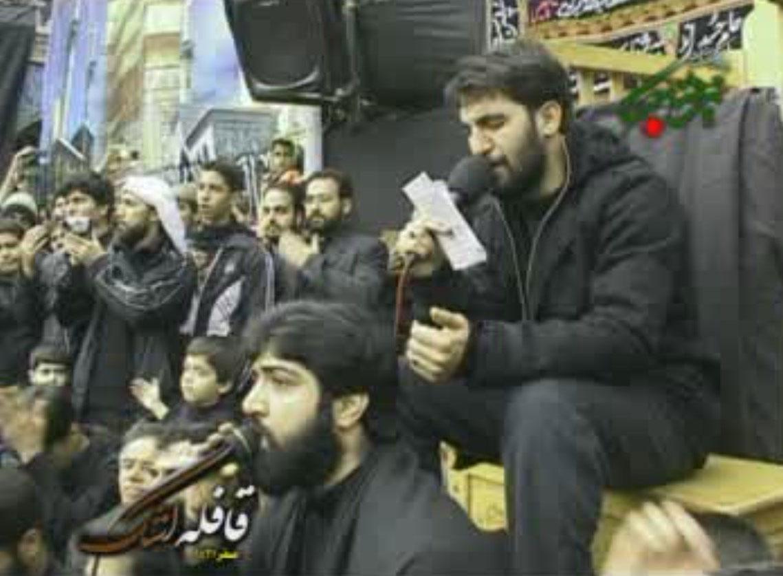 حمید علیمی و محمد قصاب(قربانخانی)